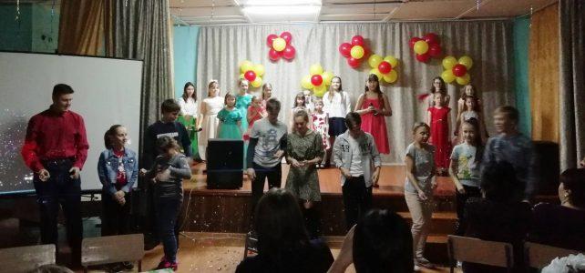 Праздничный концерт «Для ангела по имени МАМА»
